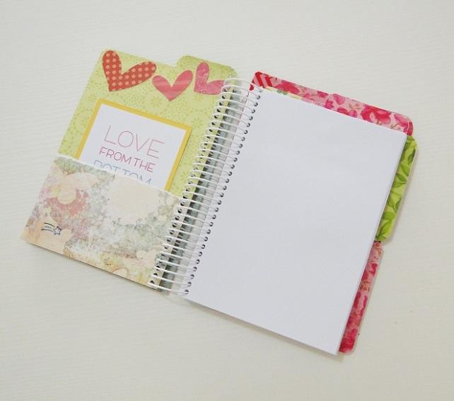 Tutorial Cuaderno personalizado Bienve Prieto Cinderella 40