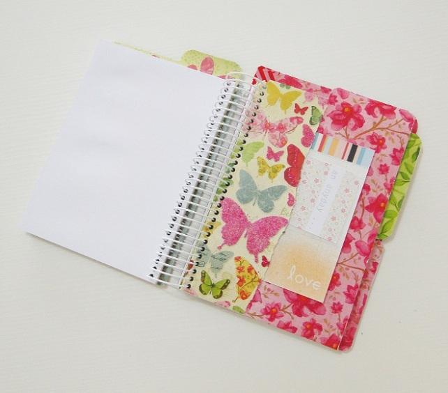 Tutorial Cuaderno personalizado Bienve Prieto Cinderella 41