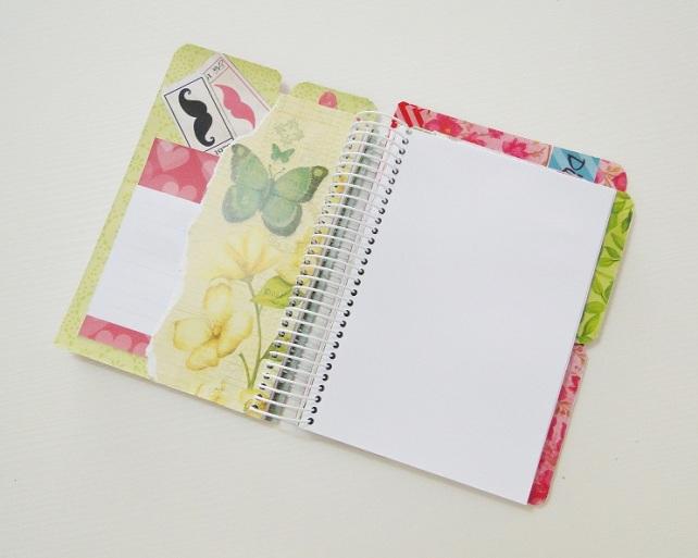 Tutorial Cuaderno personalizado Bienve Prieto Cinderella 42