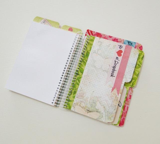 Tutorial Cuaderno personalizado Bienve Prieto Cinderella 43