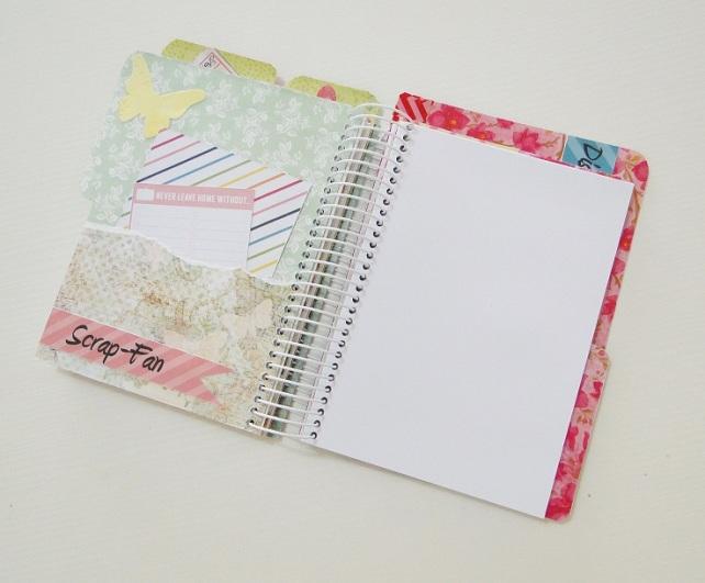 Tutorial Cuaderno personalizado Bienve Prieto Cinderella 46
