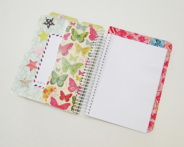 Tutorial Cuaderno personalizado Bienve Prieto Cinderella 48