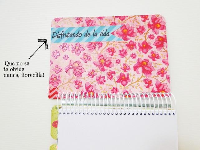 Tutorial Cuaderno personalizado Bienve Prieto Cinderella 49