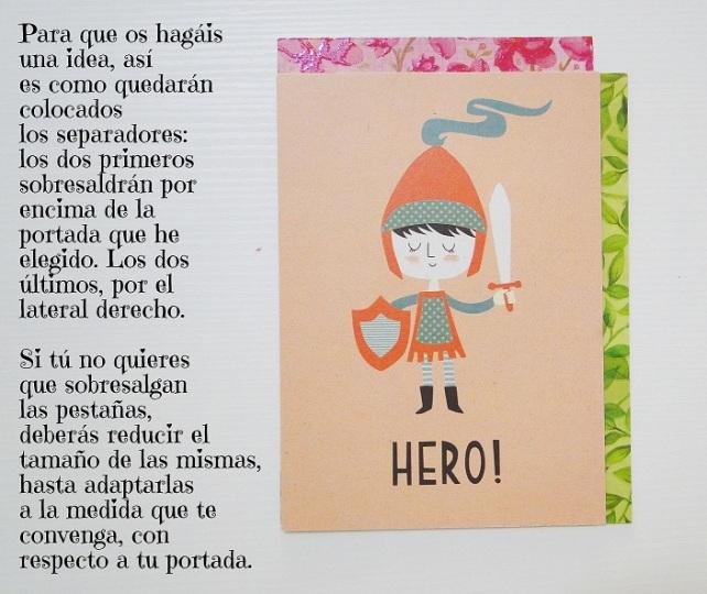Tutorial Cuaderno personalizado Bienve Prieto Cinderella 5