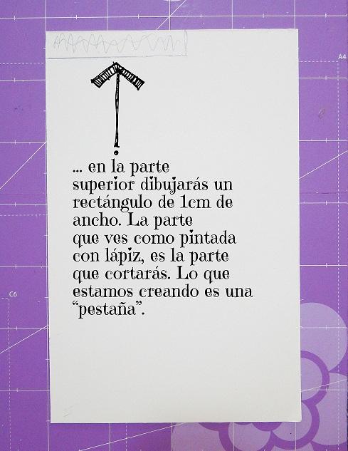 Tutorial Cuaderno personalizado Bienve Prieto Cinderella 7