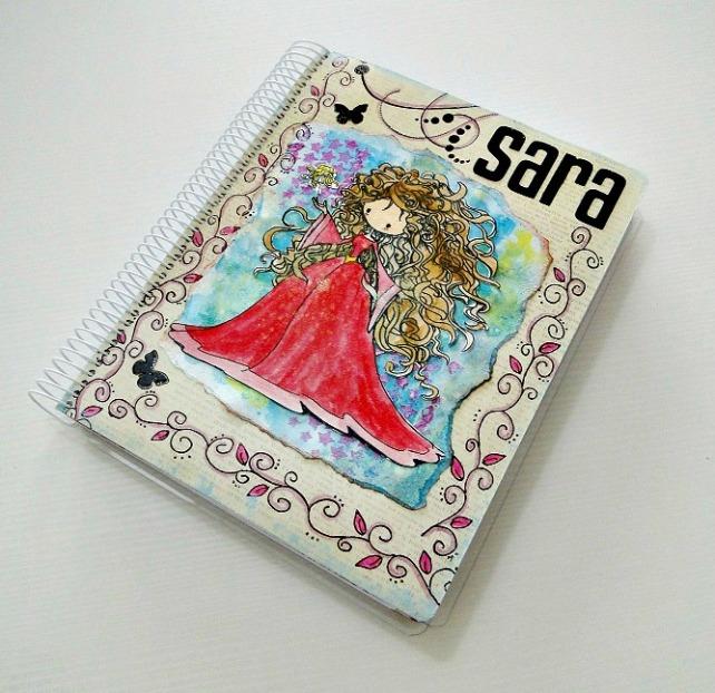 Agenda Hadita mágica Sara 1