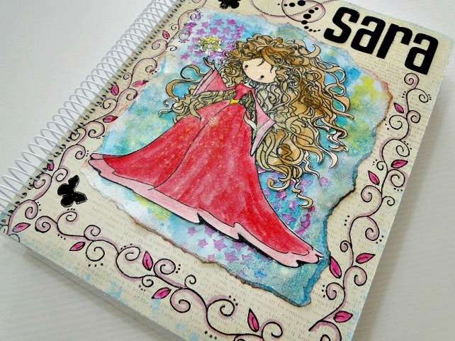 Agenda Hadita mágica Sara 2
