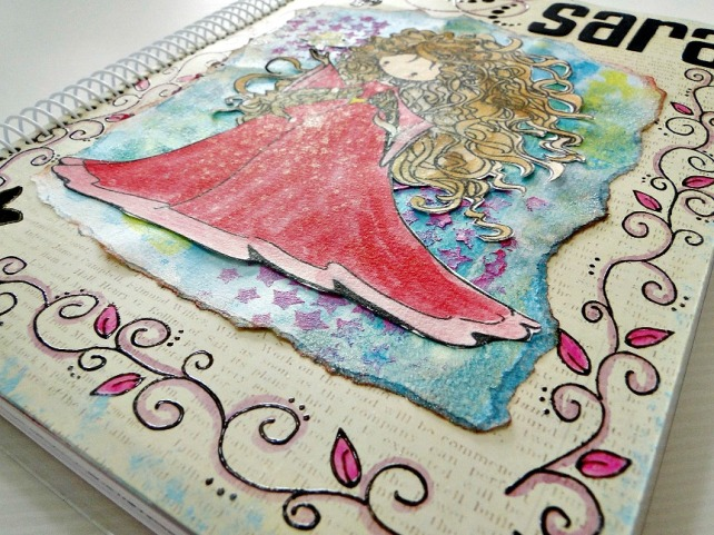 Agenda Hadita mágica Sara 3