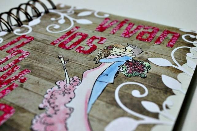 Agenda Wedding Planner para Novias - Vivan los novios 1