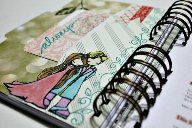 Agenda Wedding Planner para Novias - Vivan los novios 4