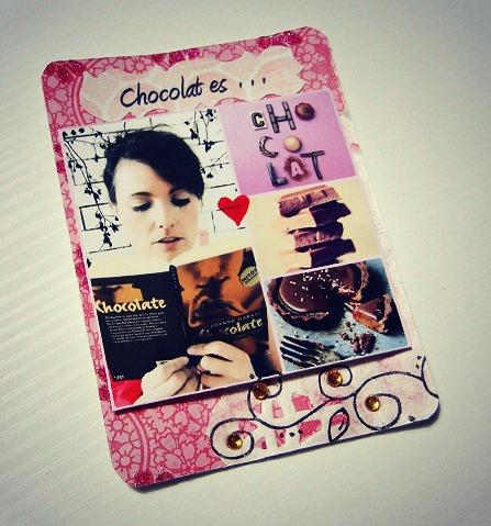 ATCs Chocolat - Bienve Prieto 2