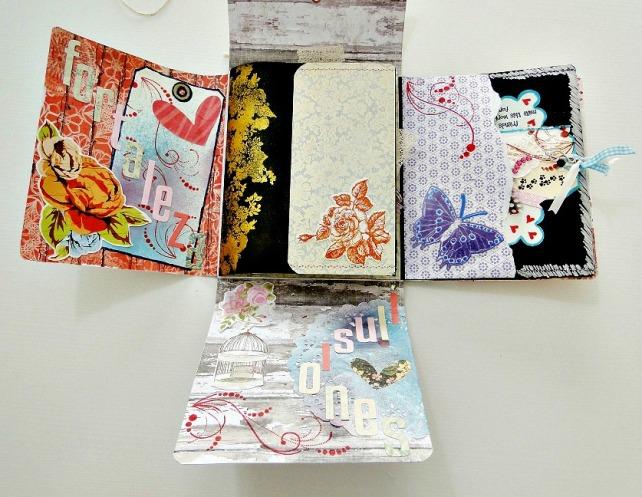 Álbum Tags-Fotos carpeta desplegable Cinderella 16