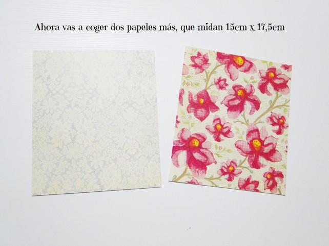 Álbum Tags-Fotos carpeta desplegable Cinderella 4