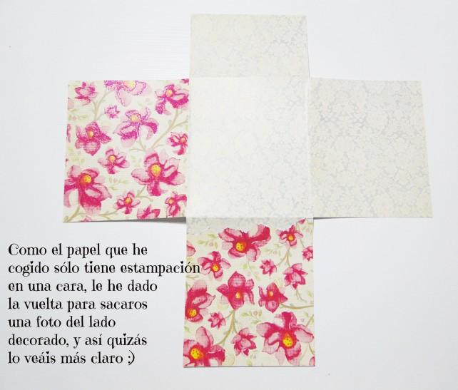 Álbum Tags-Fotos carpeta desplegable Cinderella 7