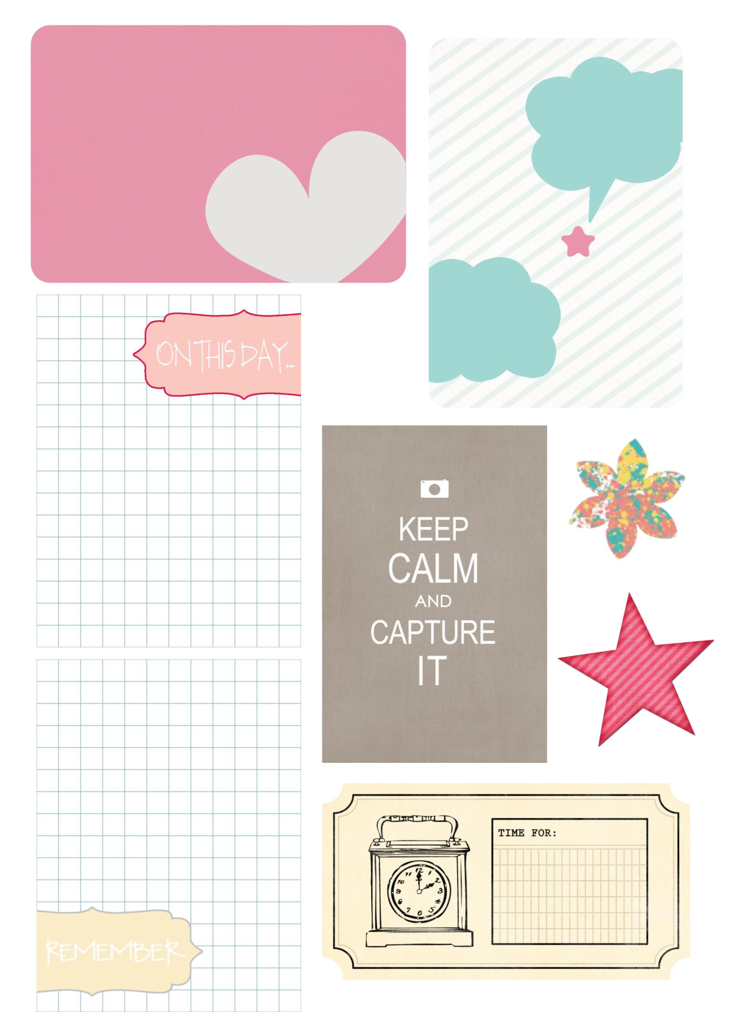 Etiquetas scrapBooking para imprimir gratis - Imagui