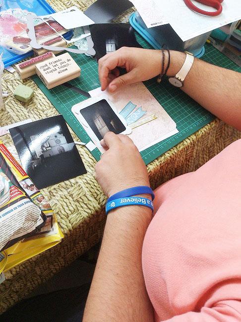Fotos curso Álbum de fotos Cinderella en LA CROP 7