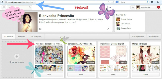 http://www.pinterest.com/cinderellabp/boards/