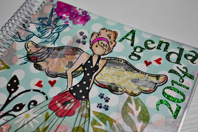 Agenda Cinderella Curso Madrid ARTE SCRAP 1