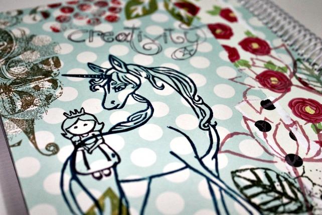 Agenda Cinderella Curso Madrid ARTE SCRAP 13