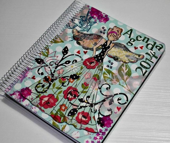 Agenda Cinderella Curso Madrid ARTE SCRAP 3