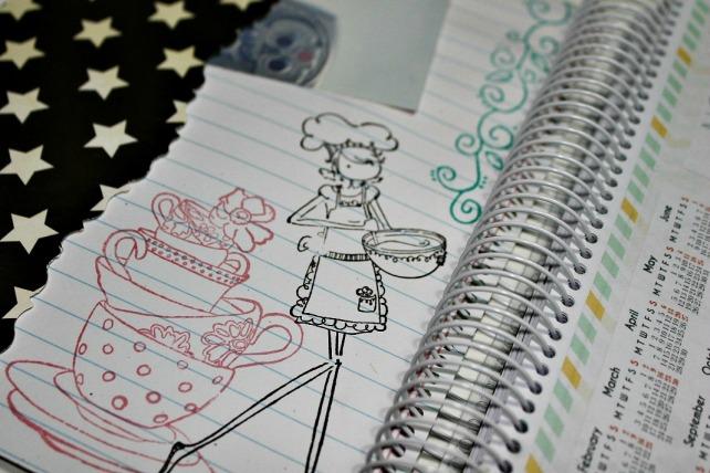 Agenda Cinderella Curso Madrid ARTE SCRAP 5