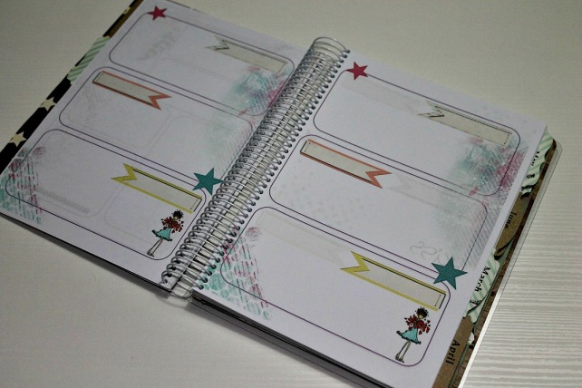Agenda Cinderella Curso Madrid ARTE SCRAP 7