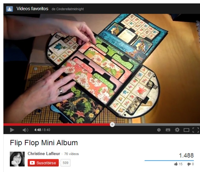christine flipo flop mini album