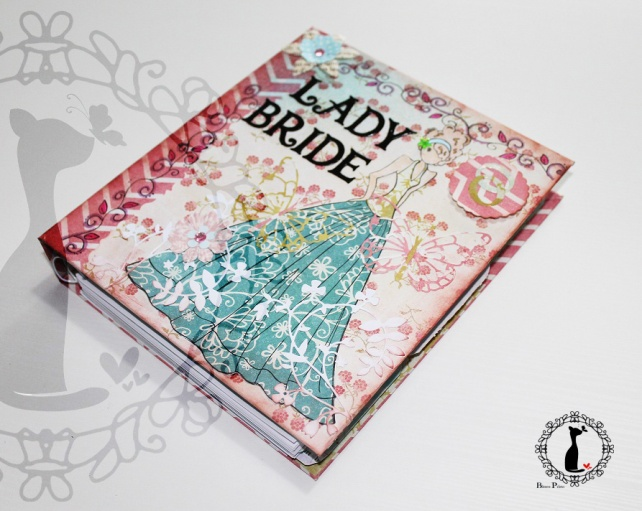Lady Bride-Agenda para Novias Cinderella 1