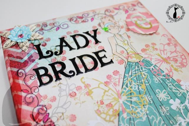 Lady Bride-Agenda para Novias Cinderella 3