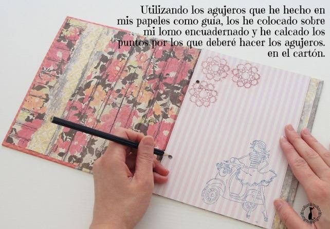 Tutorial Cinderella Tapas tipo libro 15