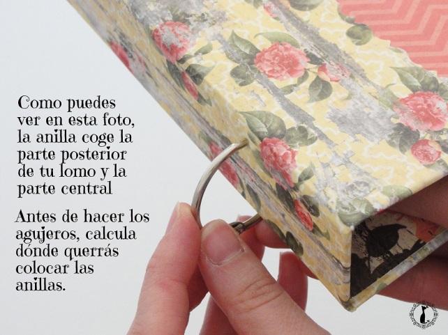 Tutorial Cinderella Tapas tipo libro 16