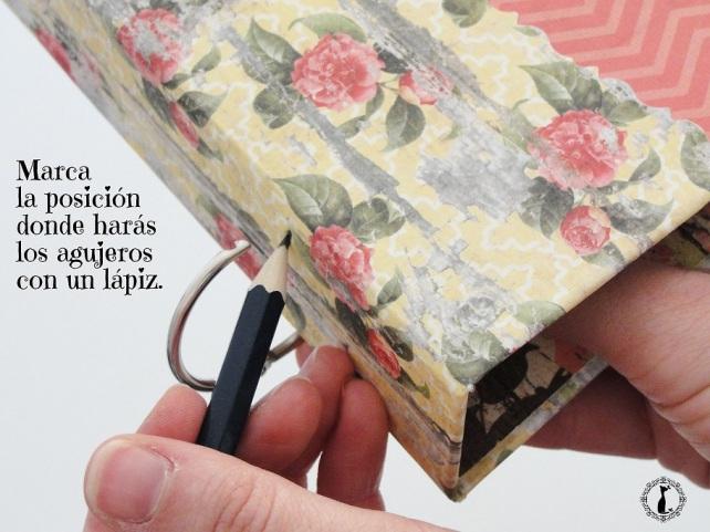 Tutorial Cinderella Tapas tipo libro 17