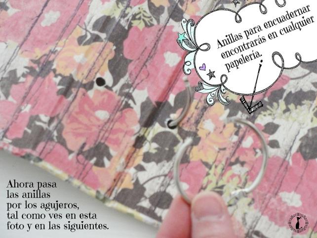Tutorial Cinderella Tapas tipo libro 20