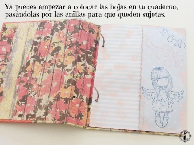 Tutorial Cinderella Tapas tipo libro 21