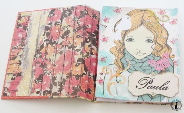 Tutorial Cinderella Tapas tipo libro 22