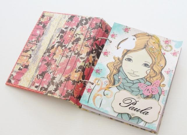 Tutorial Cinderella Tapas tipo libro 28
