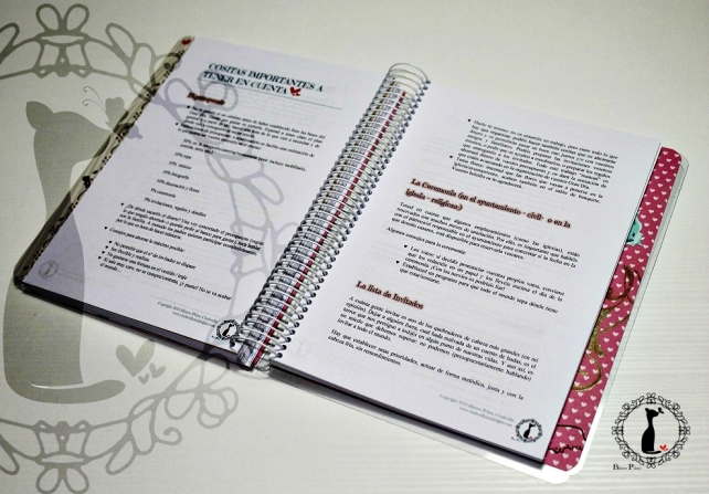 Agenda para Novias - Happy Wedding 11