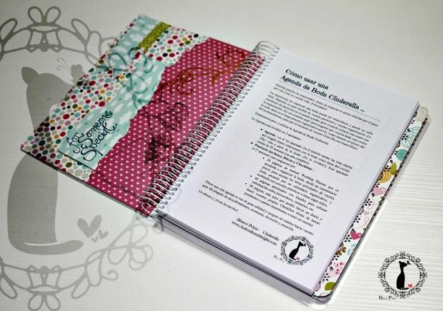 La Agenda de la Novia - Agenda Cinderella 4