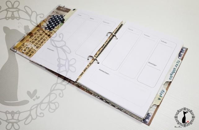 Proyecto Agenda-Cuaderno para Chicos y Hombres 12