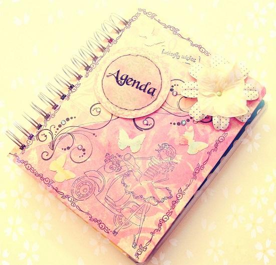 Regreso a clases - Como decorar una agenda ...