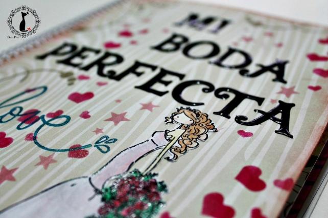 Agenda de Boda - Mi boda perfecta - Bienve Prieto 2