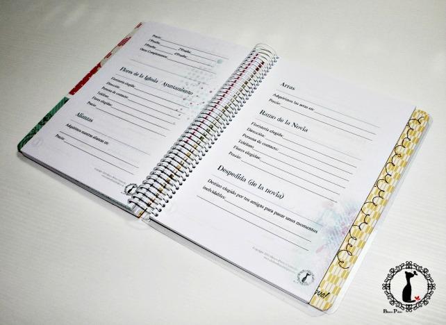 Agenda de Boda Wedding Planner - Cinderella 8