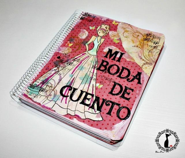 Agenda para Novias - Diseño Cinderella 1