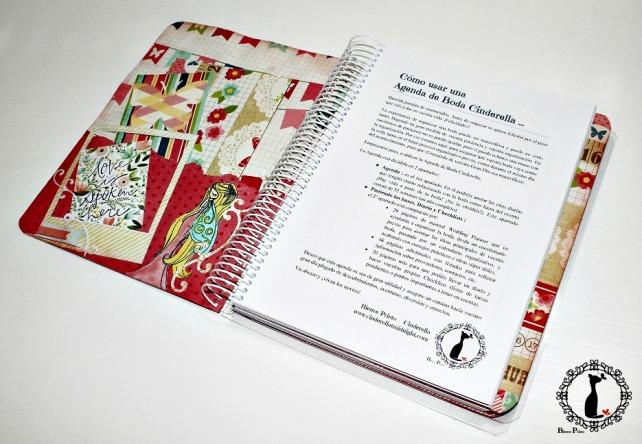 Agenda para Novias - Diseño Cinderella 2