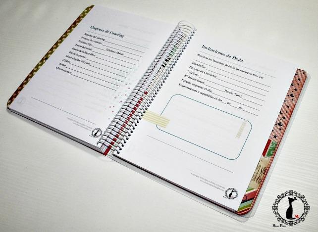 Agenda para Novias - Diseño Cinderella 6