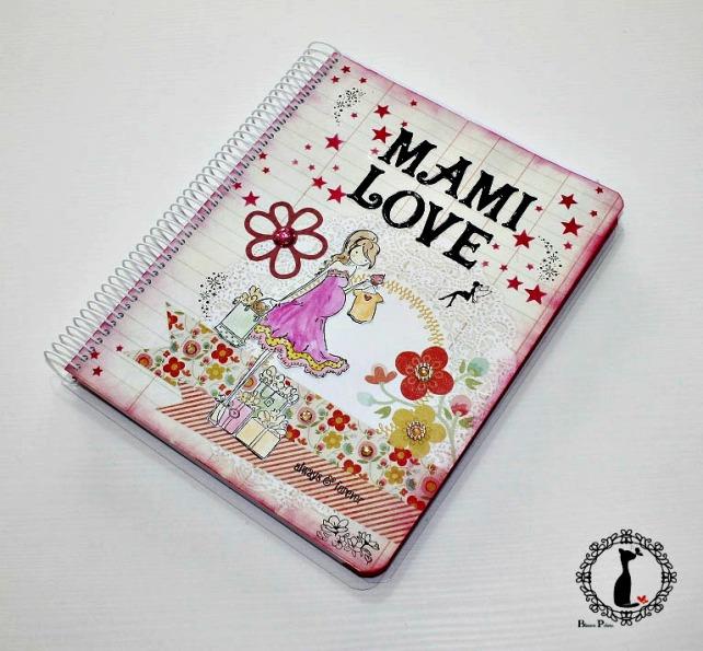 Agenda Pre Mamá - agenda embarazo - Mami Love 1