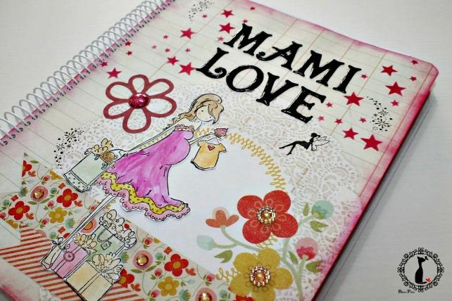 Agenda Pre Mamá - agenda embarazo - Mami Love 2