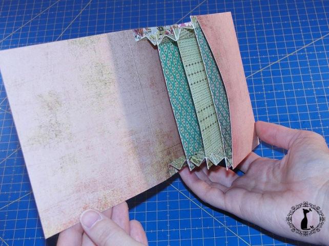 Carpeta con separadores - Tutorial paso a paso Cinderella 19