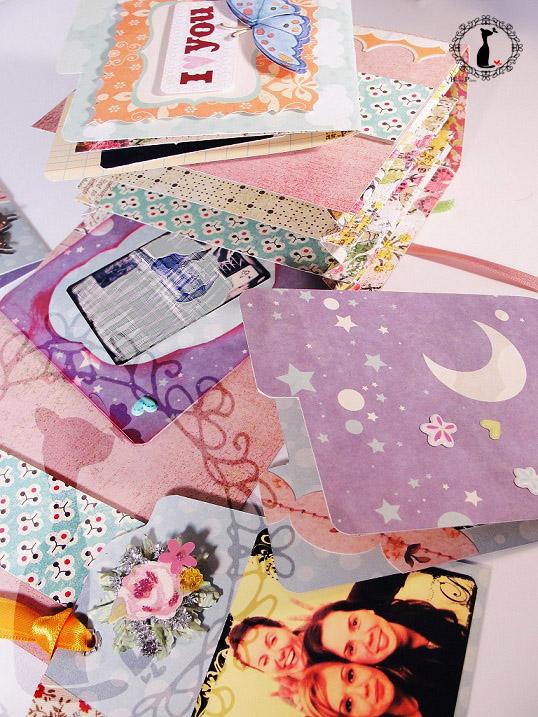 Carpeta con separadores - Tutorial paso a paso Cinderella 37