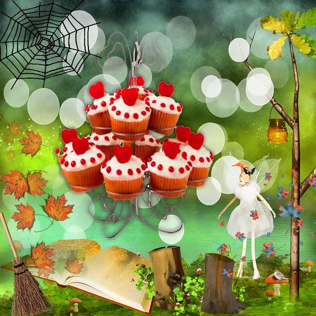 Iridessa y el Fairycake